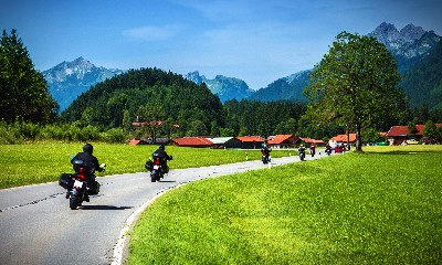 How to Select and Prepare for Attending a Motorcycle Event